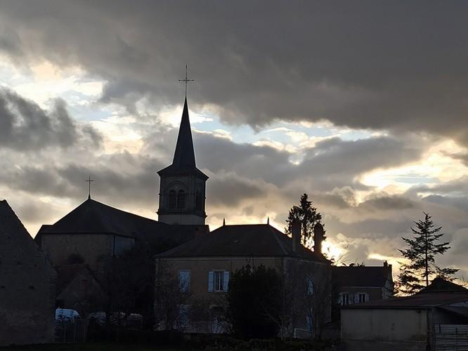 Eglise lumiere 2